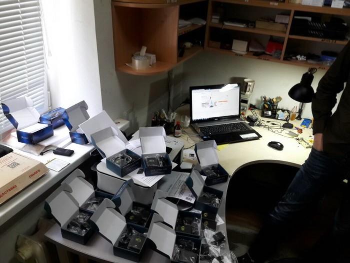 Негласно прослушивали разговоры граждан Украины: СБУ в Кропивницком предотвратили шпионскую операцию ФСБ (кадры)