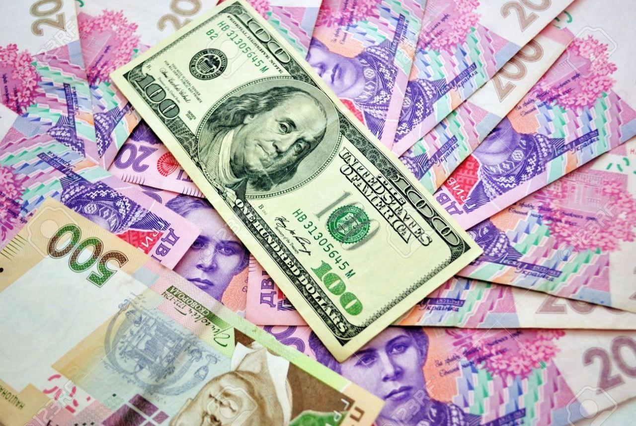 Курс доллара и евро в Украине продолжают снижаться