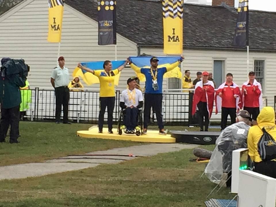 """На """"Играх непокоренных"""" в Канаде украинские спортсмены одержали еще одну впечатляющую победу"""