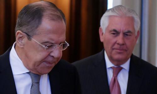 Госсекретарь США Тиллерсон отчитал Лаврова за подготовку Асадом химатаки в Сирии и предупредил, что это не сойдет с рук Москве и Дамаску