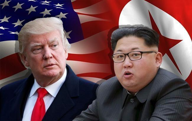 Историческая встреча: онлайн-трансляция первых переговоров Трампа и Ким Чен Ына