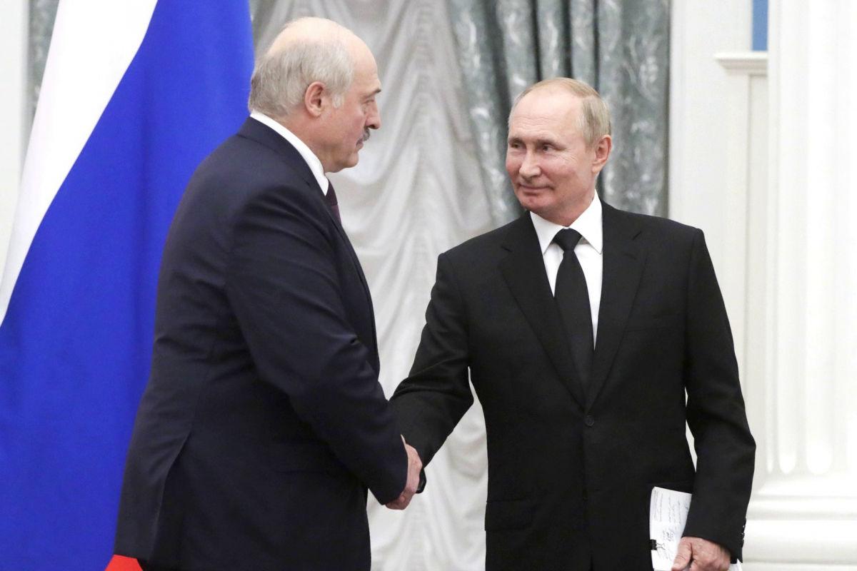 Вчера состоялся завершающий этап поглощения Россией Беларуси – риски для Украины выросли