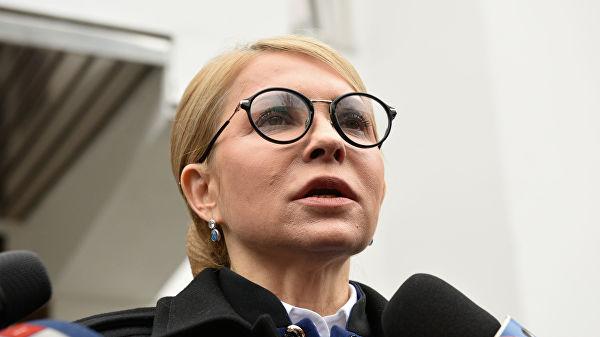 Тимошенко сделала громкое заявление о выборах: Юля уже знает, кто будет во втором туре и кто победит, - видео