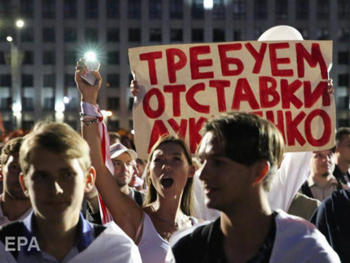 """Украинка о восставшей Беларуси: """"Еще недавно белорусы говорили, что не выйдут на протест"""""""