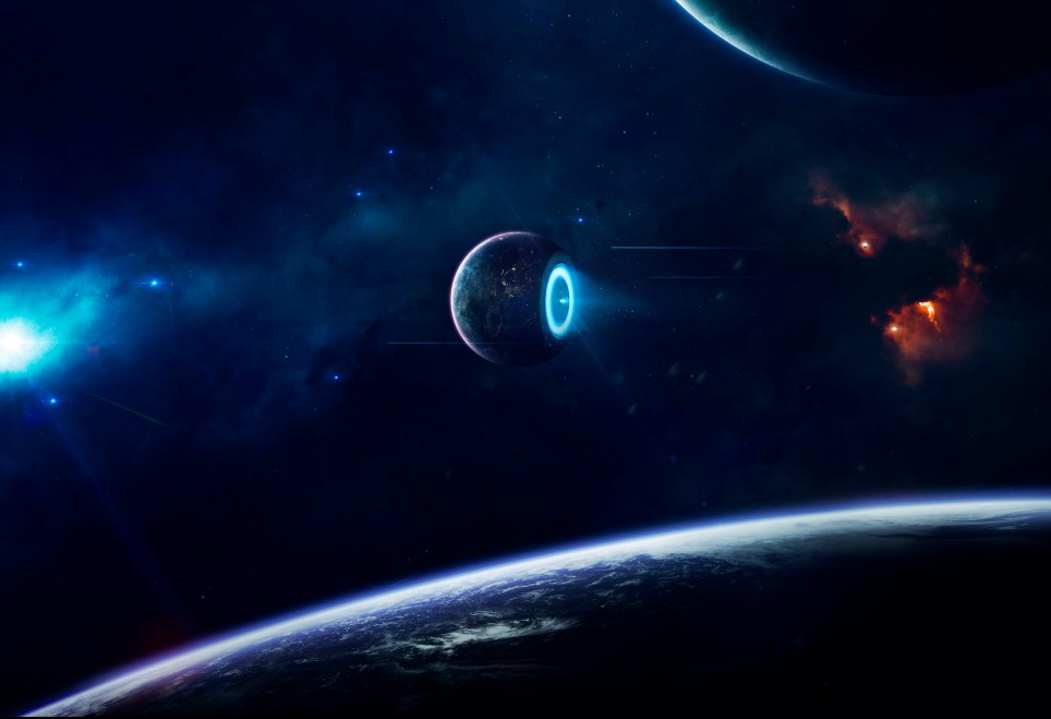 3 октября Земля погрузится в кромешную тьму