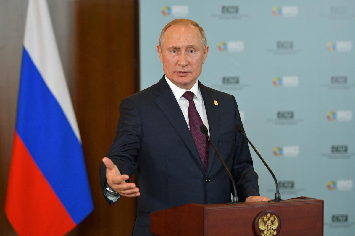 Россия, Украина, Путин, Транзит, Газ.