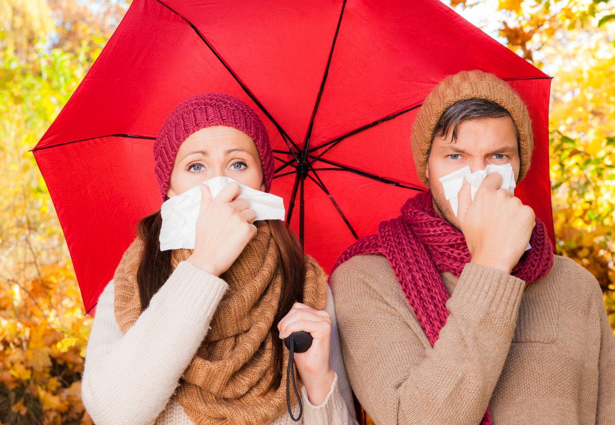 Совет эксперта: как защитить себя от вирусов в осеннее время
