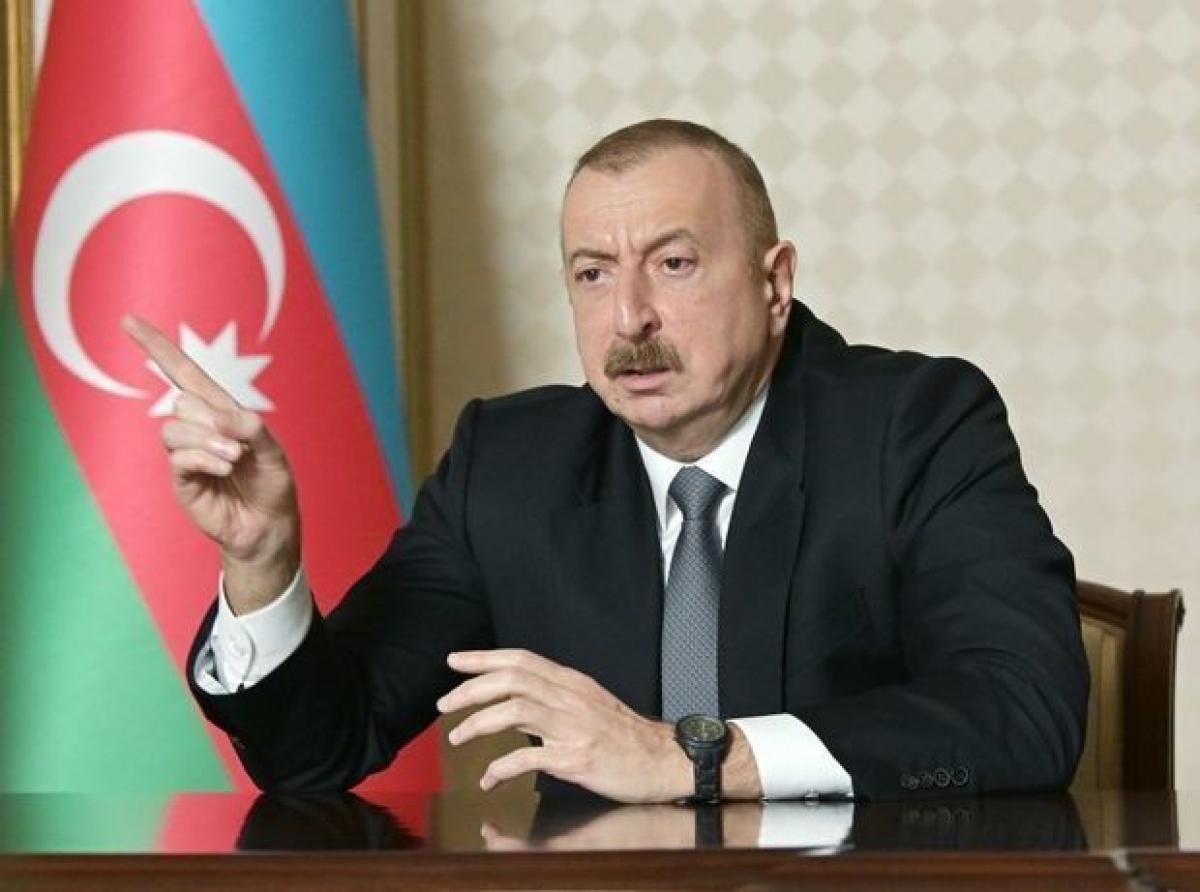 Азербайджан подает на Армению в Международный суд: Алиев сообщил, что армяне сделали при отступлении в Карабахе