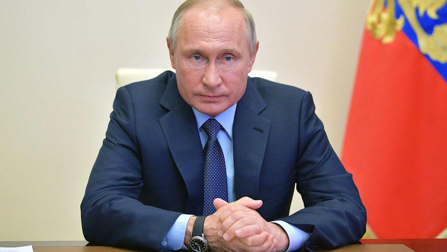 Путин сказал, чего боится Россия при прокачке газа через территорию Украины
