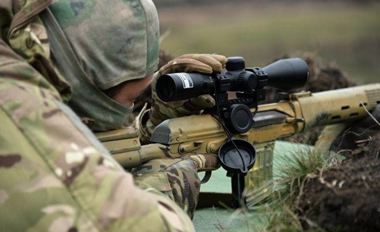 Работали снайперы: российские наемники на Донбассе обстреляли ВСУ