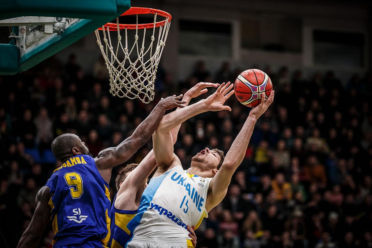 Украина может провести престижный европейский турнир по баскетболу