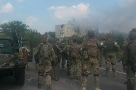 Силы АТО вышли на западную окраину Донецка