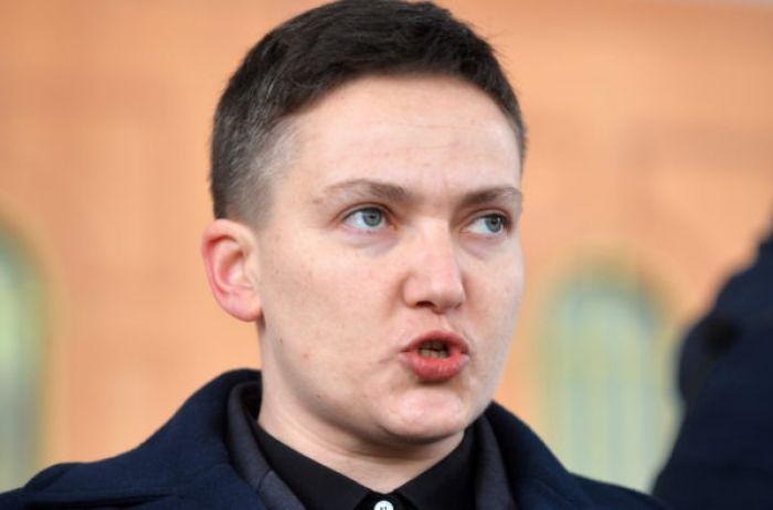 """""""Зеленского бы не было"""", - Савченко сделала интересное заявление"""