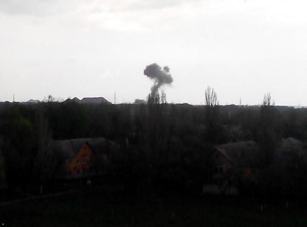 украина, донбасс, ато, происшествия, взрыв, пролетарский район, днр, новости, общество, донецк, восточный, склад