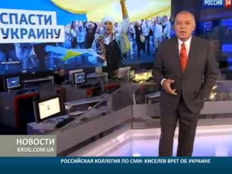 Руслан Кавацюк: на российском ТВ 90% информации занимает негатив о событиях в Украине, Европе и США