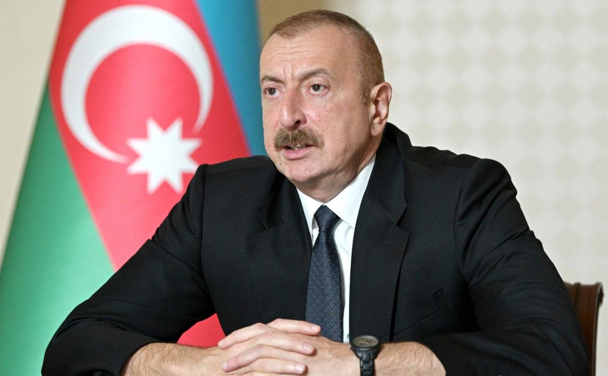 Алиев об освобожденном Карабахе: там были нечеловеческие условия проживания армян