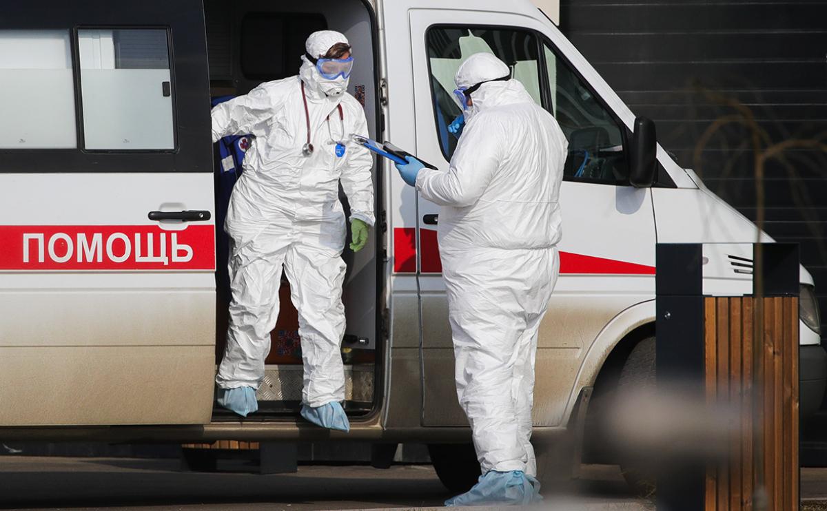 В России за сутки рекордное число заболевших коронавирусом: общее количество превысило 32 тыс.