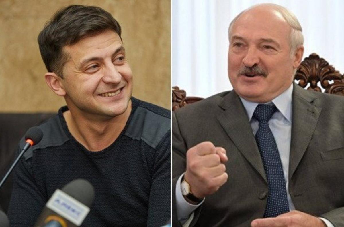 Зеленский, Лукашенко, форум, встреча, Беларусь, Украина