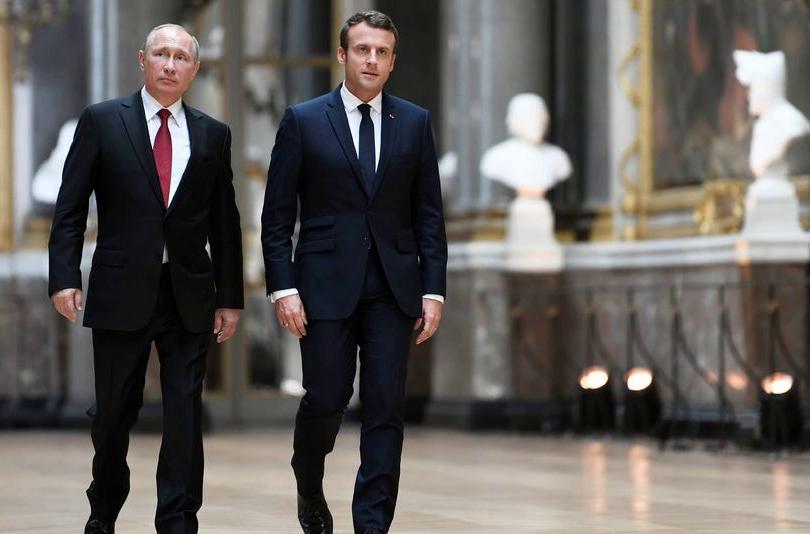 """""""Путин нажил себе еще одного влиятельного врага на Западе"""", - экс-вице-премьер РФ о """"Желтых жилетах"""""""