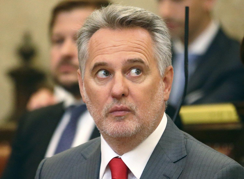Украина, Криминал, Австрия, США, Фирташ, Экстрадиция.