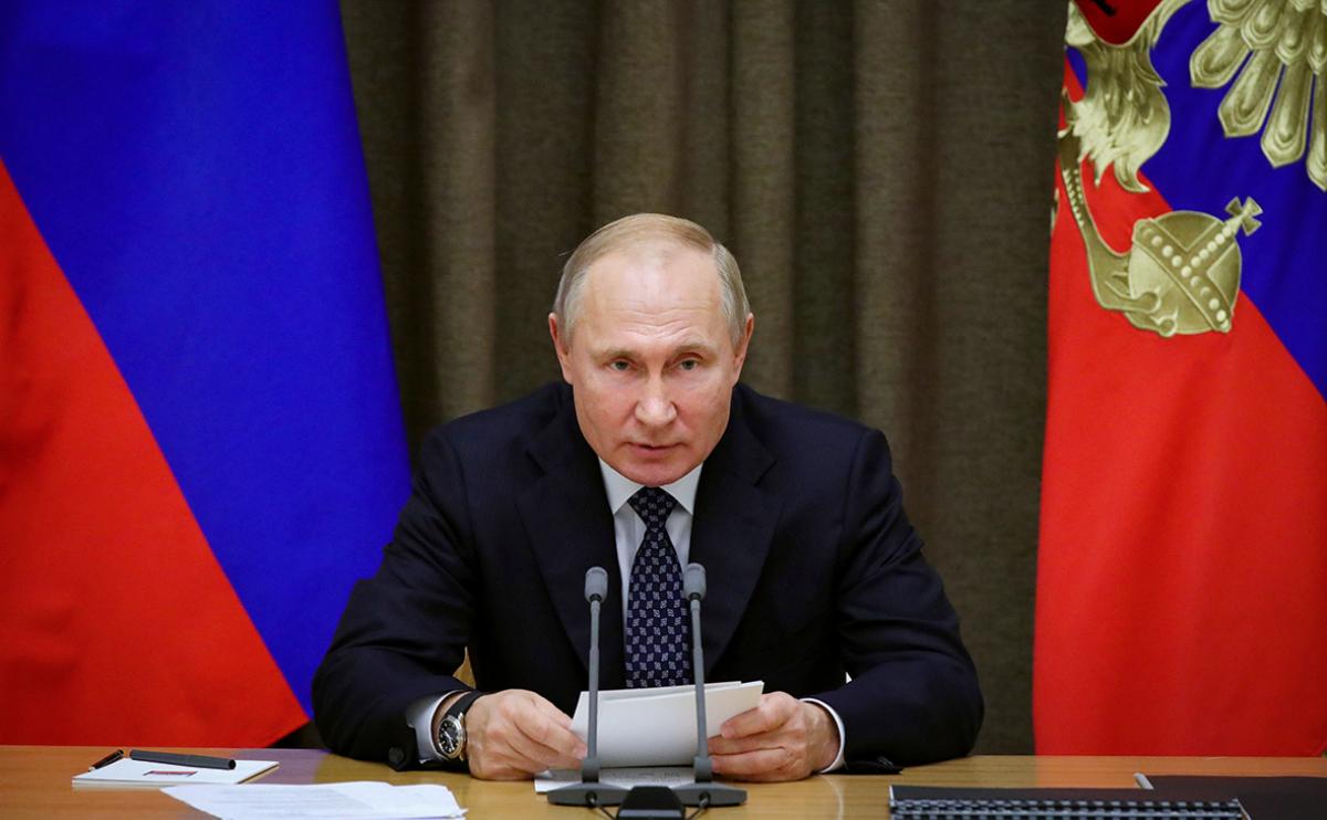 СМИ узнали, какую позицию озвучит Путин на встрече с Зеленским