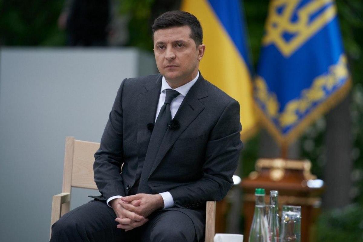 Основные тезисы: пресс-марафон президента Владимира Зеленского