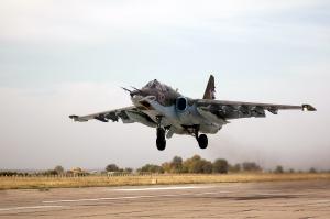Крушение Су-25 в России: стала известна причина падения штурмовика