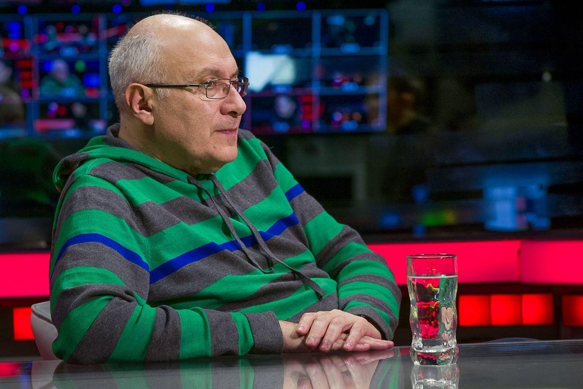 """Ганапольский обратился к украинцам: """"Я вас прошу, спасайте свои жизни"""""""