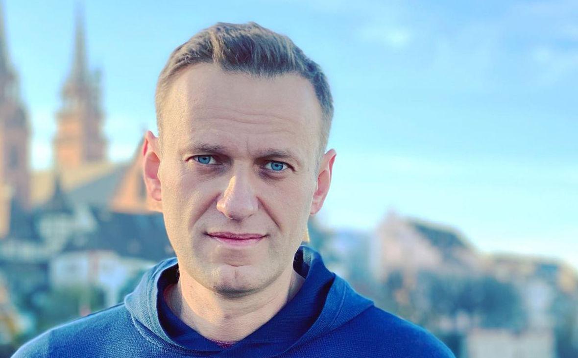 Навальный объявлен в розыск на территории России