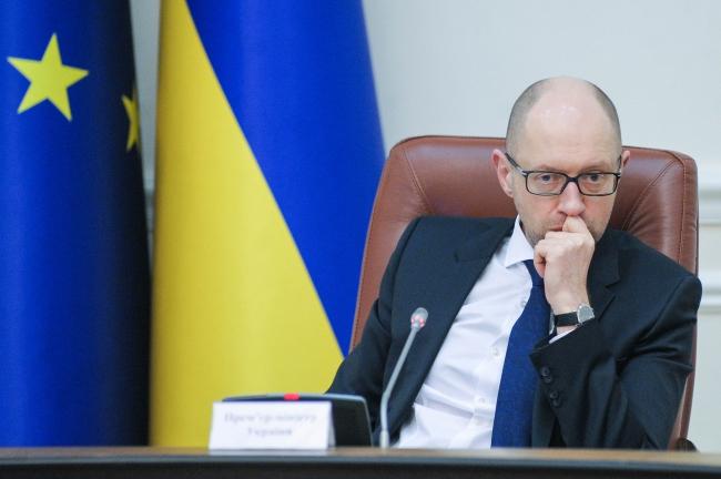 Яценюк: пока РФ не вернет Крым и Донбасс, санкции против нее будут продолжаться