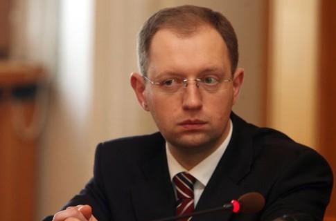 Яценюк обсудил с главой МИД Голландии крушение «Боинга-777» под Донецком