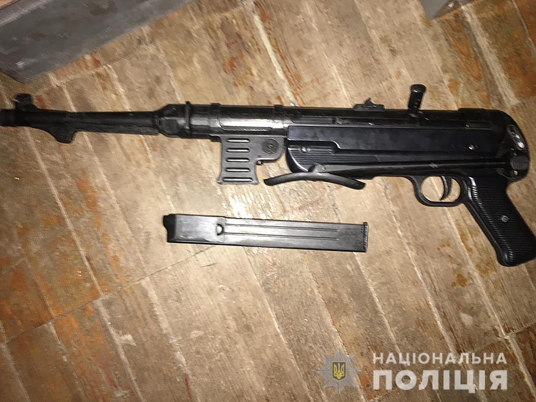 """В Бердянске бывший АТОшник стрелял по площадке с детьми: дома у стрелка нашли много """"интересного"""""""