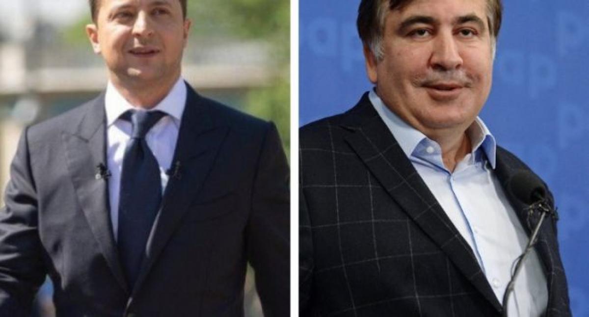 Саакашвили официально ответил Зеленскому на предложение войти в Кабмин, заявление