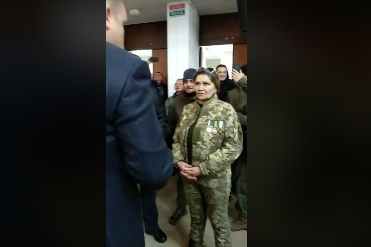 "В Николаеве депутат назвал ""террористами"" ветеранов АТО - скандал попал на видео"