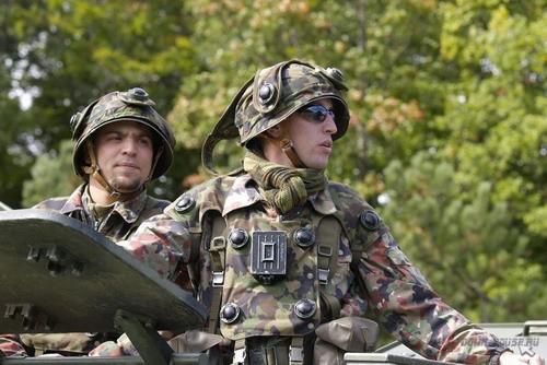 Украина вошла в ТОП-15 самых милитаризированных стран мира