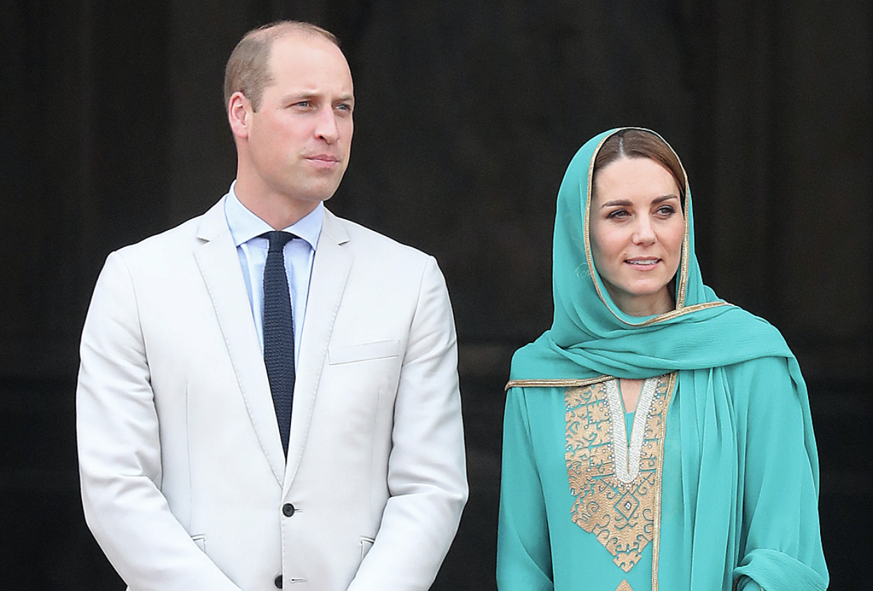 принц Уильям, Кейт Миддлтон, новости, самолет, Лахор, Исламабад, Пакистан, Британия, королева