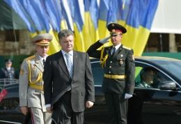 Петр Порошенко: В Украине идет война, а не АТО