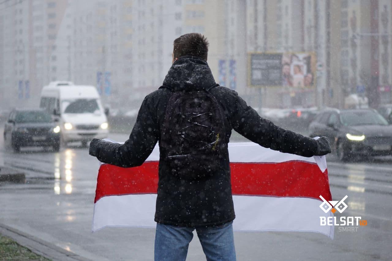 Протесты в Беларуси: жесткие задержания и избиение журналистов