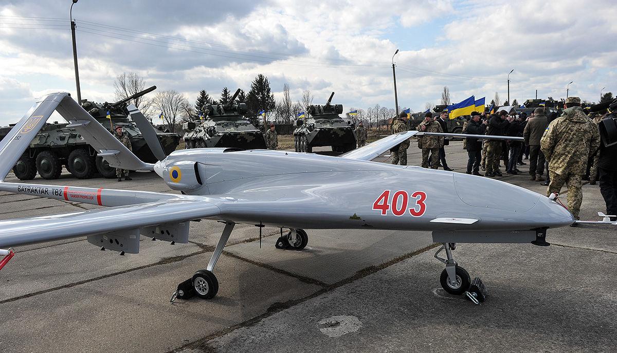 """""""Для ударов по наглому металлолому"""", - эксперт объяснил, зачем ВМС Украины Bayraktar TB2"""
