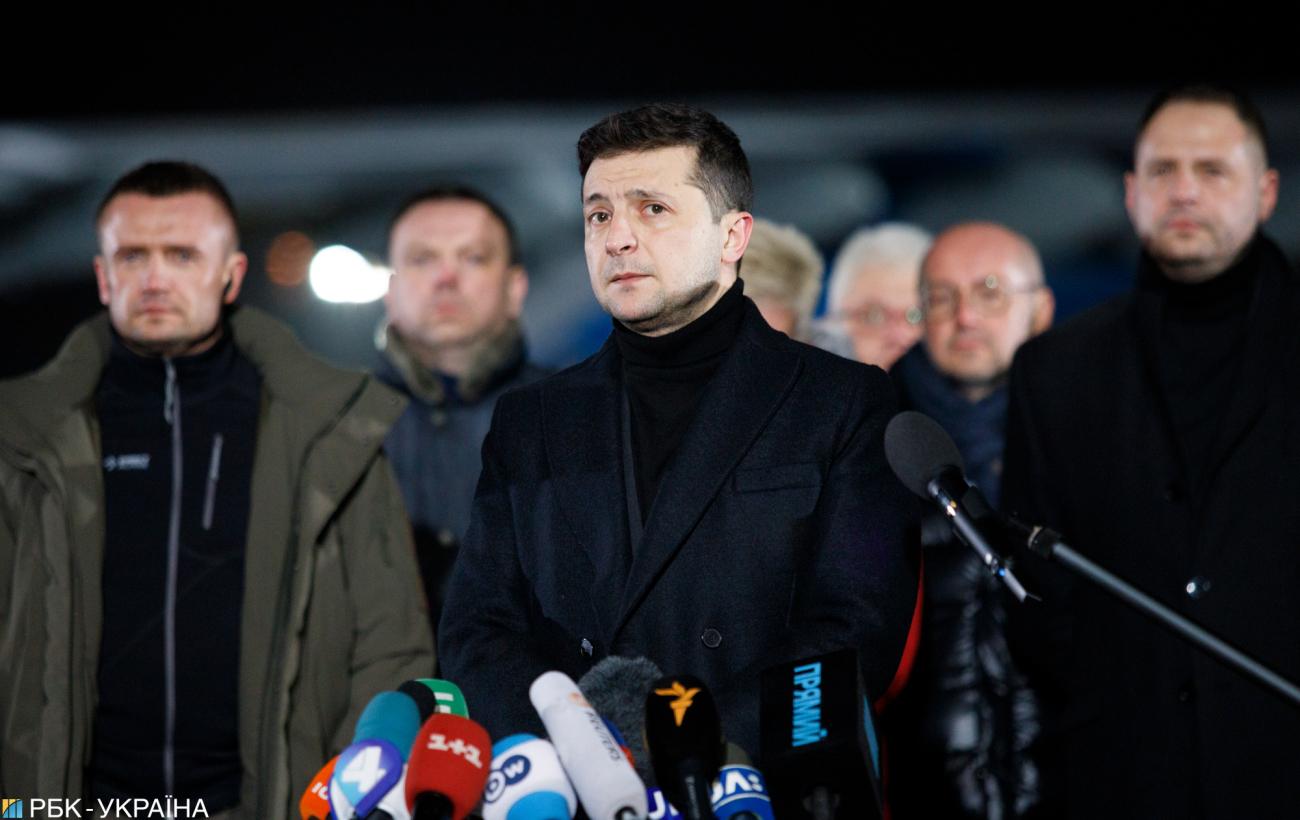Рейтинг доверия к Зеленскому упал: президента догоняют новые конкуренты