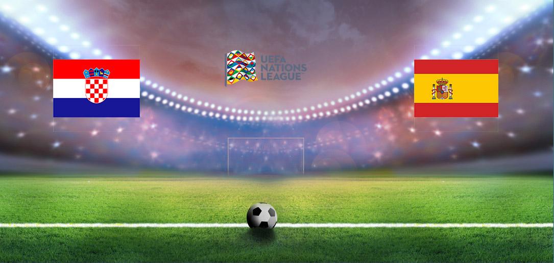 лига наций, Хорватия - Испания где смотреть, футбол, онлайн, сборные, когда начало, турнир, обзор матча, live, сборная по футболу, 15.11.2018