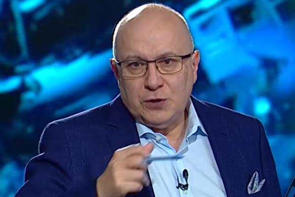 """Ганапольский встал на защиту Зеленского с криком: """"Что вы себе позволяете"""", - видео"""