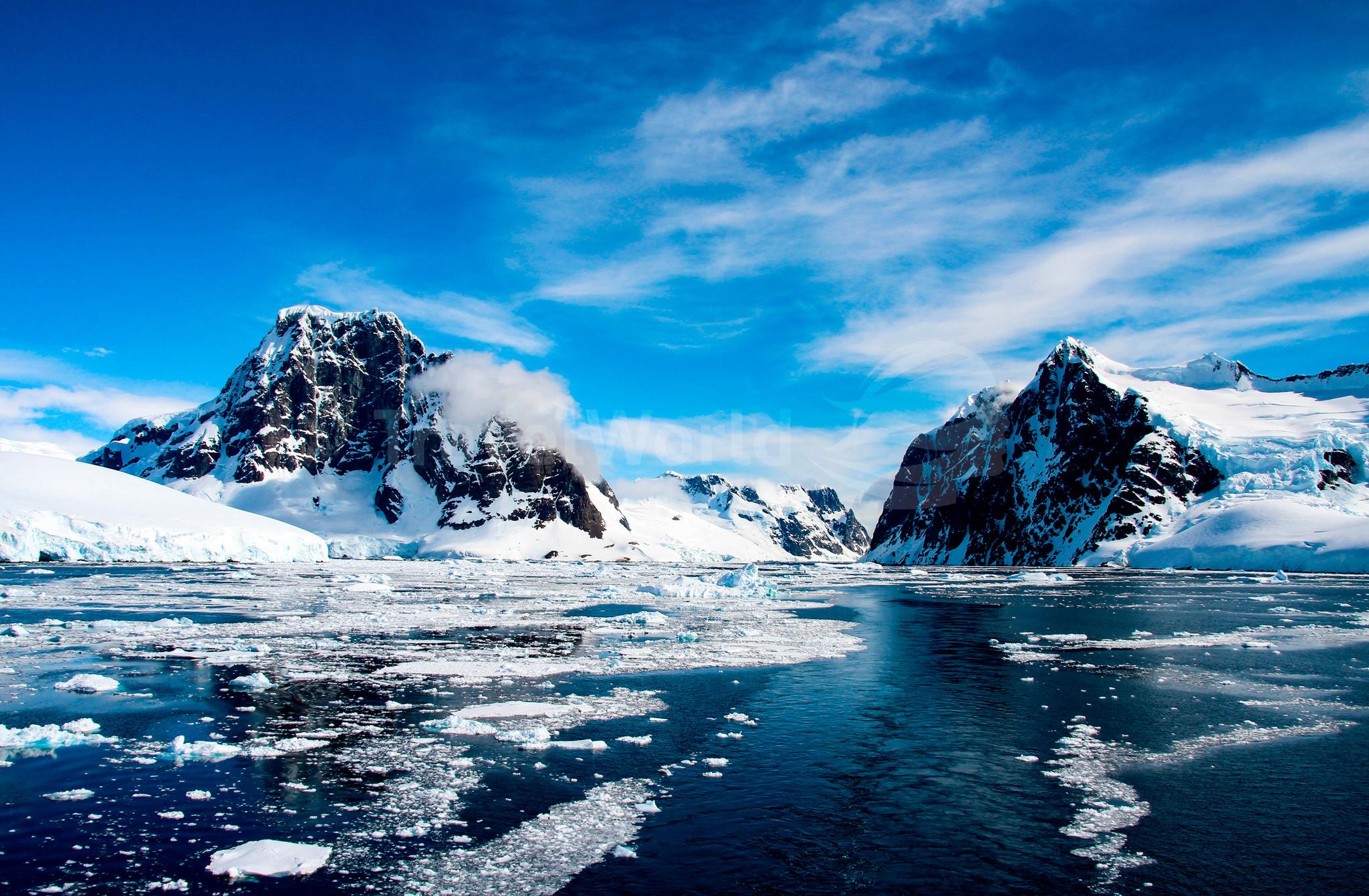 Исследователи обнаружили следы древней цивилизации в Антарктиде