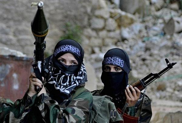 В Мосуле задержали вооруженную группировку наемниц Путина, воевавшую на стороне ИГИЛ