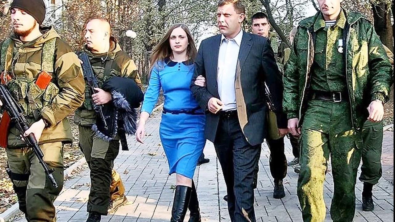 """Полку кандидатов прибыло: жена Захарченко собралась унаследовать """"республику"""" после супруга"""