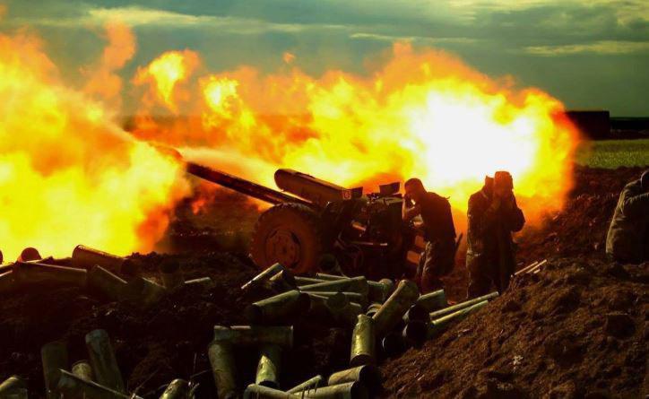 """Десант ВСУ нанес мощный удар по позициям """"ДНР"""": опубликовано видео шквального огня, разгромлен блиндаж"""