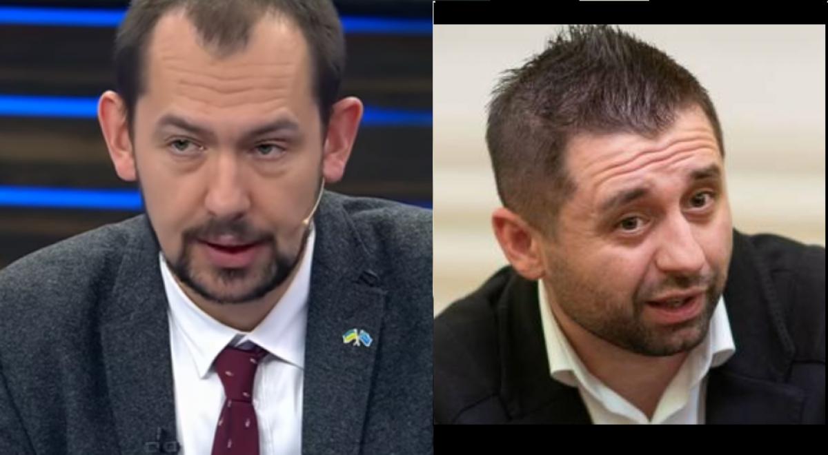 Вода для Крыма в обмен на Донбасс: Цимбалюк красиво разгромил идею Арахамии