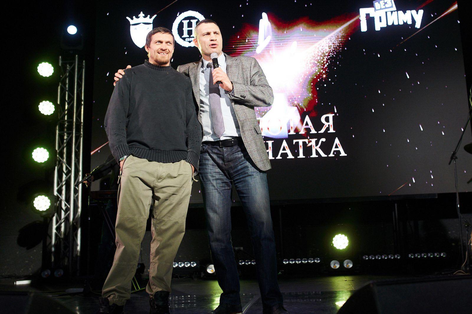 Кличко ответил на вопрос, станет ли он тренером Усика