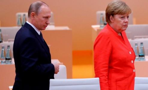 """""""Разговор был не содержательным"""", - редактор """"Эха Москвы"""" рассказал, почему Трампу, Меркель и Макрону не удалось договориться с Путиным по поводу Украины на G20"""