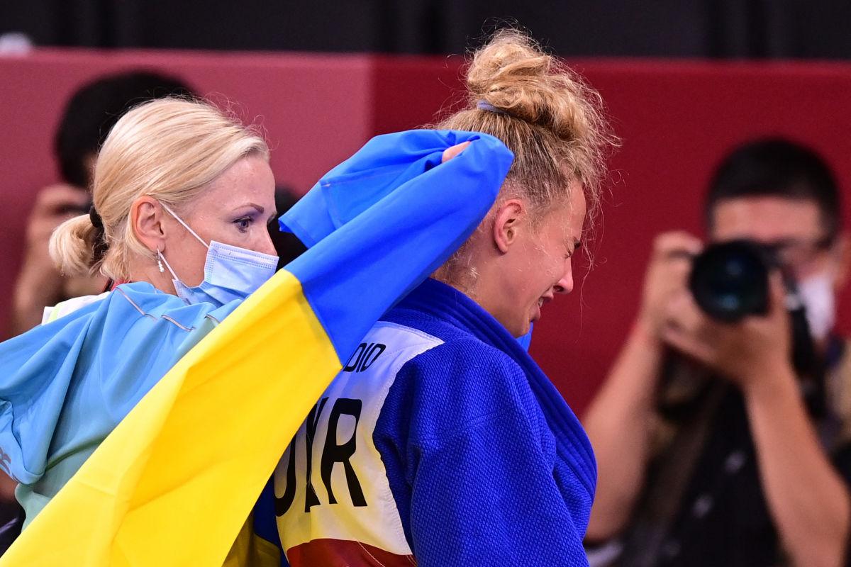 Билодид принесла Украине первую награду на Олимпиаде в Токио